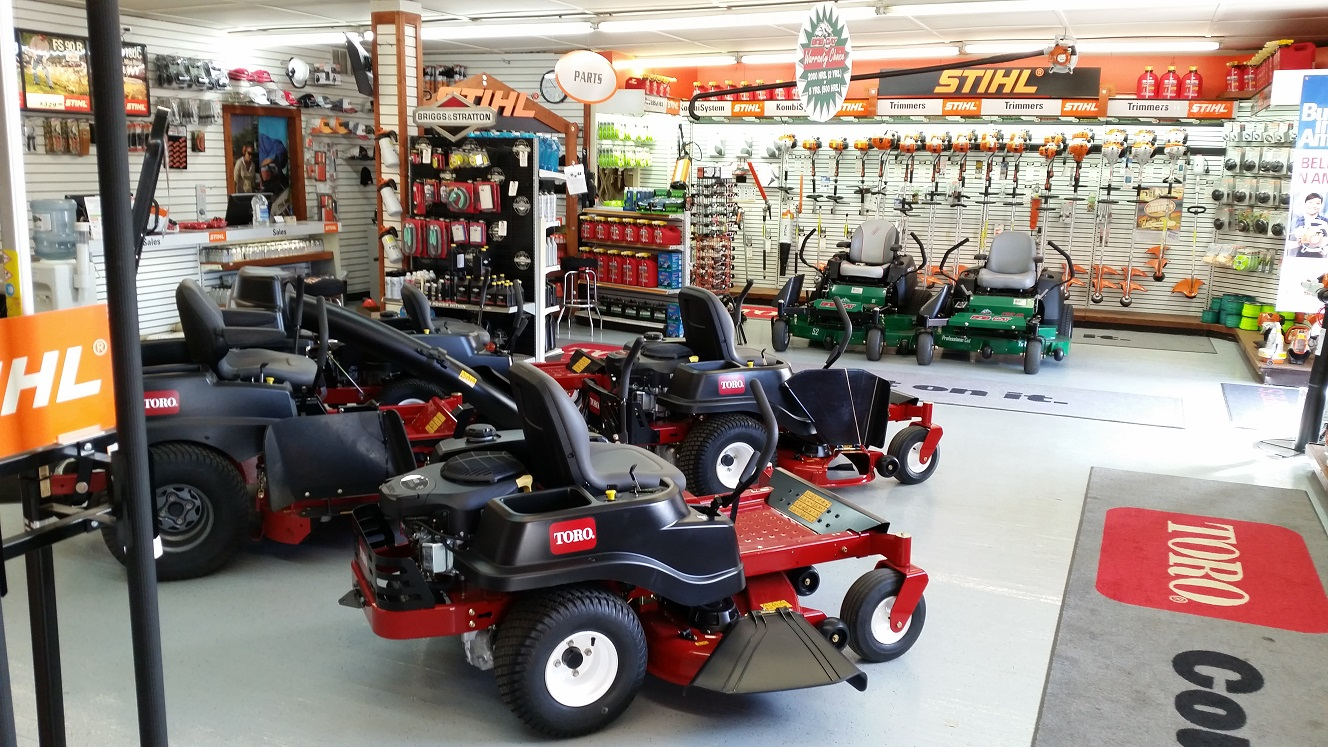 About Sharpe S Lawn Equipment In Statesville Nc Toro