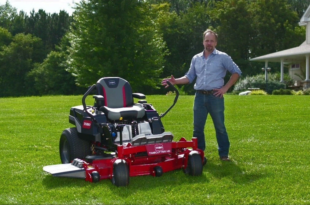 TORO Zero Turn Mowers - Toro Dealer - Sales, Repair, Parts
