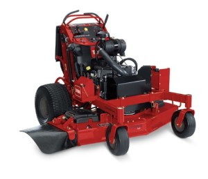 electronic fuel injected mower