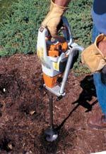 Stihl Bt 45 Planting Auger Sharpe S Lawn Equipment