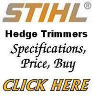 hs46 easy to start hedge trimmer