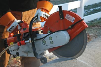 Stihl Ts420 Cutquik Cut Off Saw Sharpe S Lawn Equipment