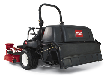 Toro Dump From Seat Bagger Sharpe S Lawn Equipment