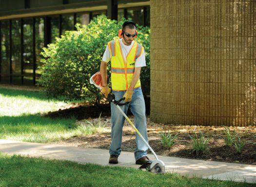 Stihl Fc 70 C E Stick Edger Sharpe S Lawn Equipment