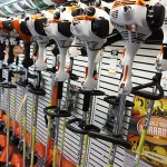 STIHL Trimmer Display