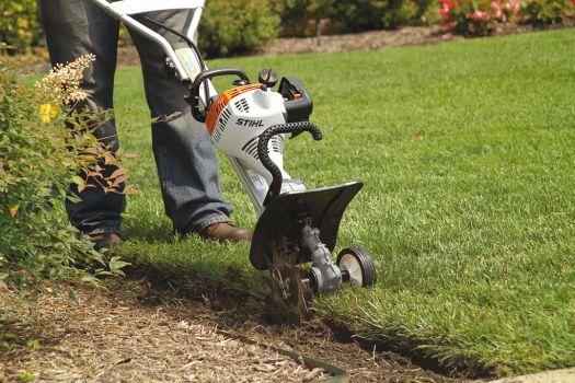 stihl mm 55 c e yard boss cultivator sharpe s lawn equipment