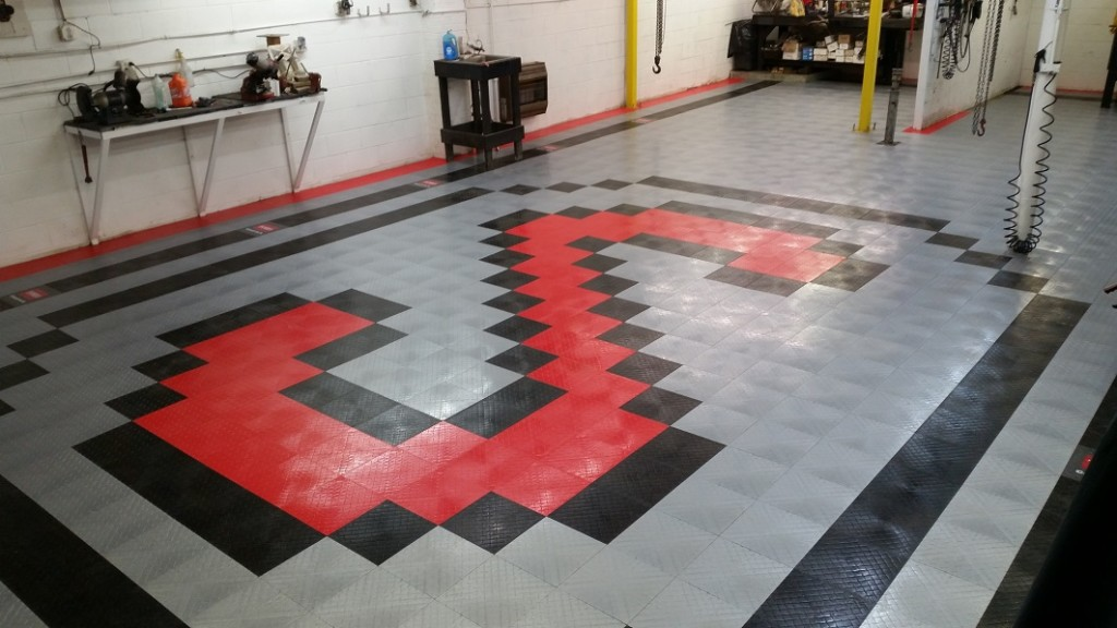 SLE Shop Flooring Dec 2014