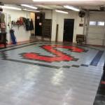 Sharpe's New Shop Floor December 2014