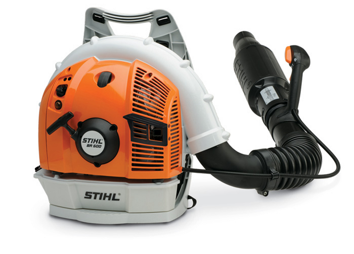 STIHL BR 500 Low Noise Backpack Blower
