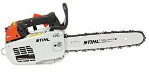 professional aborist top handle saw ms 201t