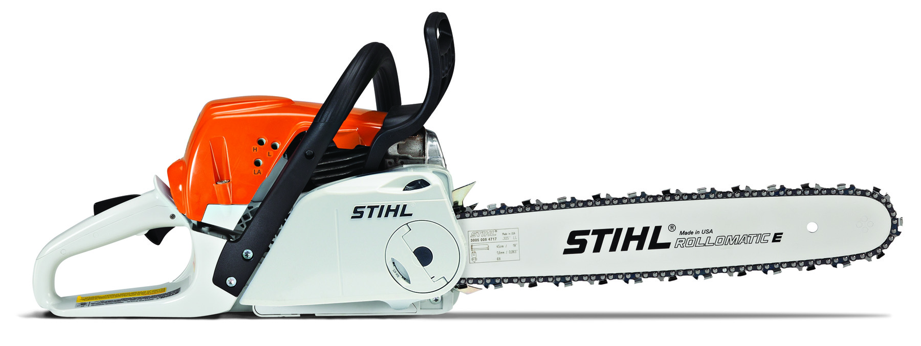 STIHL MS 251 C-BE Easy to Start Chainsaw