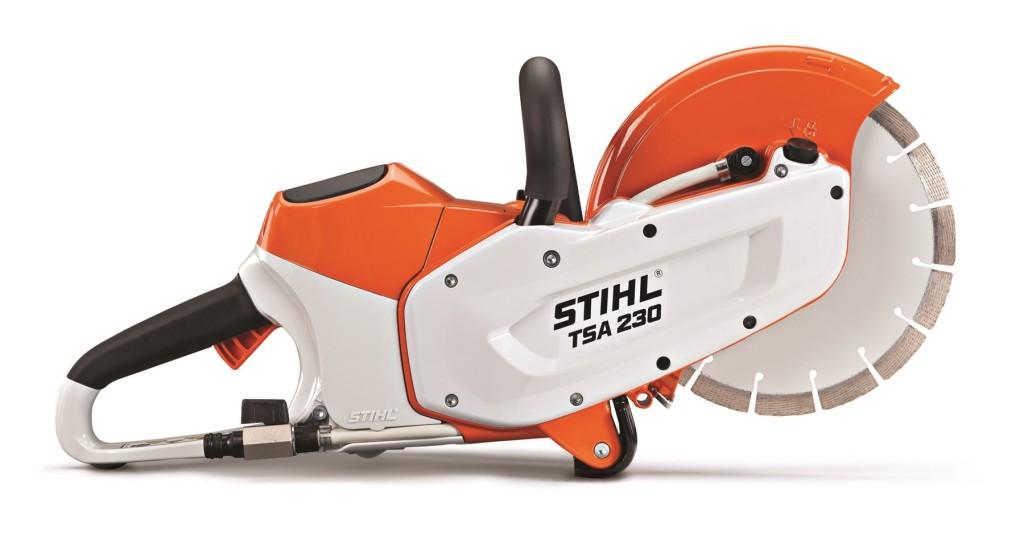 STIHL TSA 230 Battery Operated Cut Off Saw - Cordless
