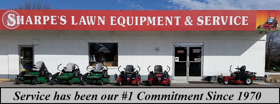 Service is our #1 Commitment
