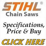 "STIHL MS 211 16"" chain saw"