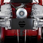 twin hydro drives