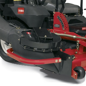 Toro Dump From Seat Bagger Sharpe S Lawn Equipment