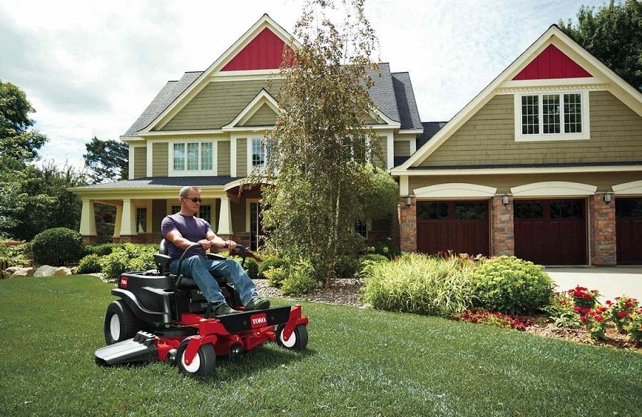 Toro Timecutter Series Zero Turn Lawn Mowers