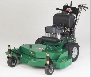 commercial walkbehind mower