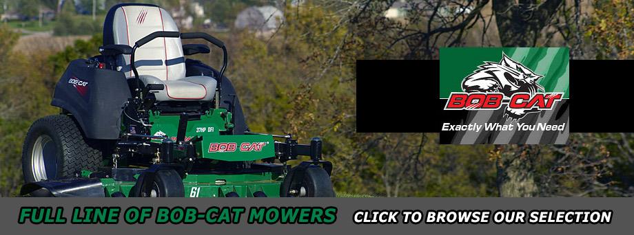 zero radius mowers nc