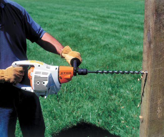 Stihl Bt 45 Wood Boring Gas Drill Sharpe S Lawn Equipment