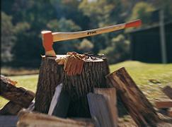 stihl hand tools axes