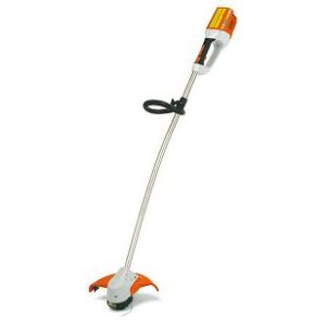 battery powered grass trimmer