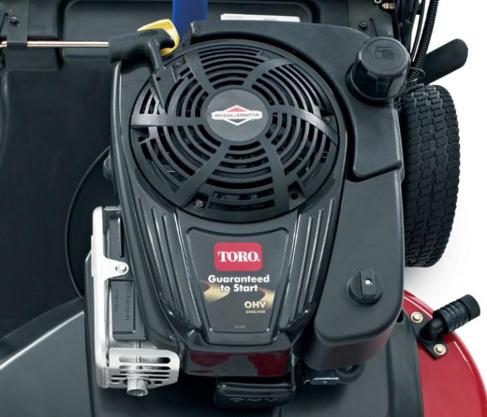 toro briggs and stratton 190cc manual