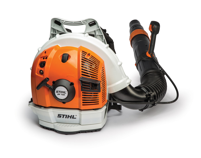 Stihl Power Blowers : Stihl br magnum backpack blower sharpe s lawn equipment