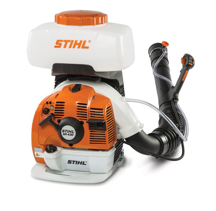 SR430 Back Pack Sprayer Blower