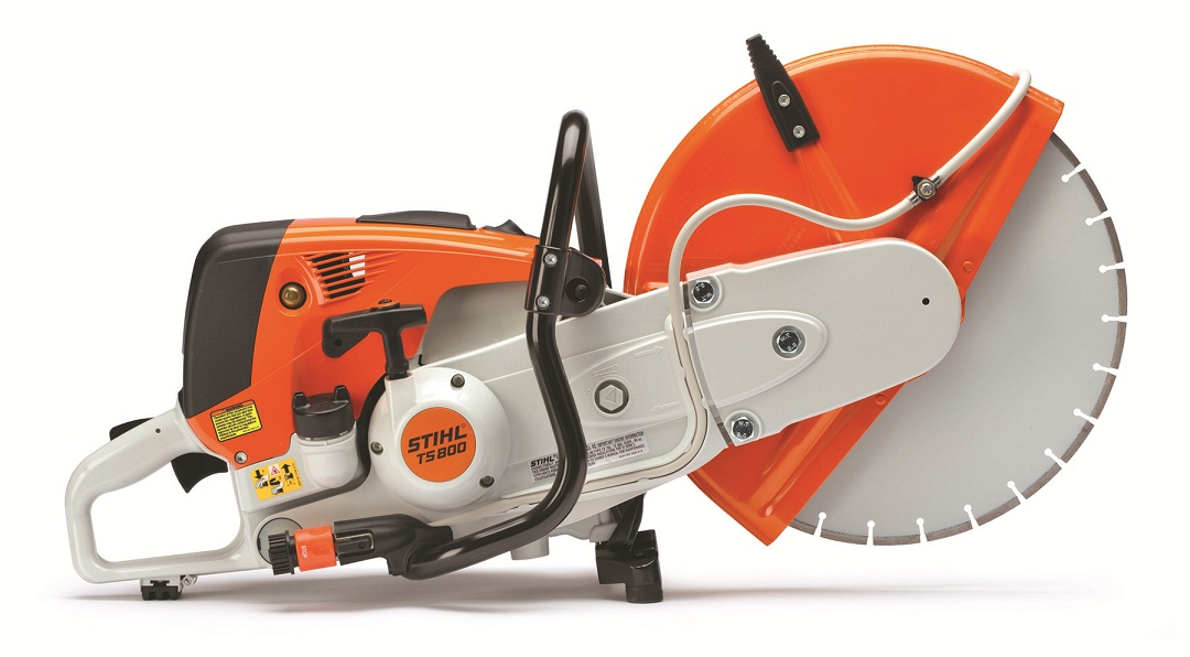 stihl ts800 cutquik cut off machine sharpe 39 s lawn equipment. Black Bedroom Furniture Sets. Home Design Ideas
