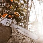 ms 271 tree cutting saw