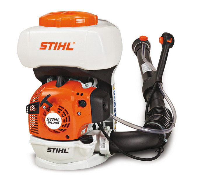 STIHL SR 200 Back Pack Sprayer-Blower