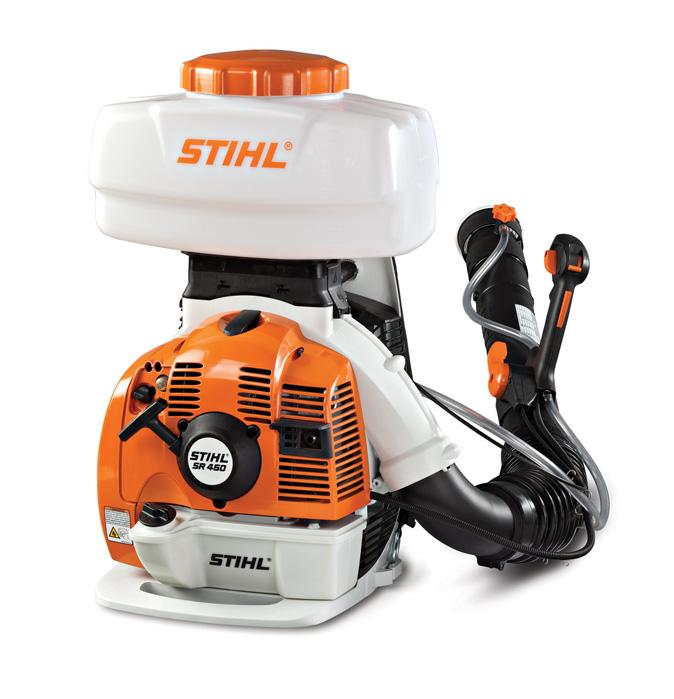 STIHL SR450 Back Pack Sprayer-Duster-Blower