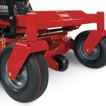 Toro Titan smooth front tires