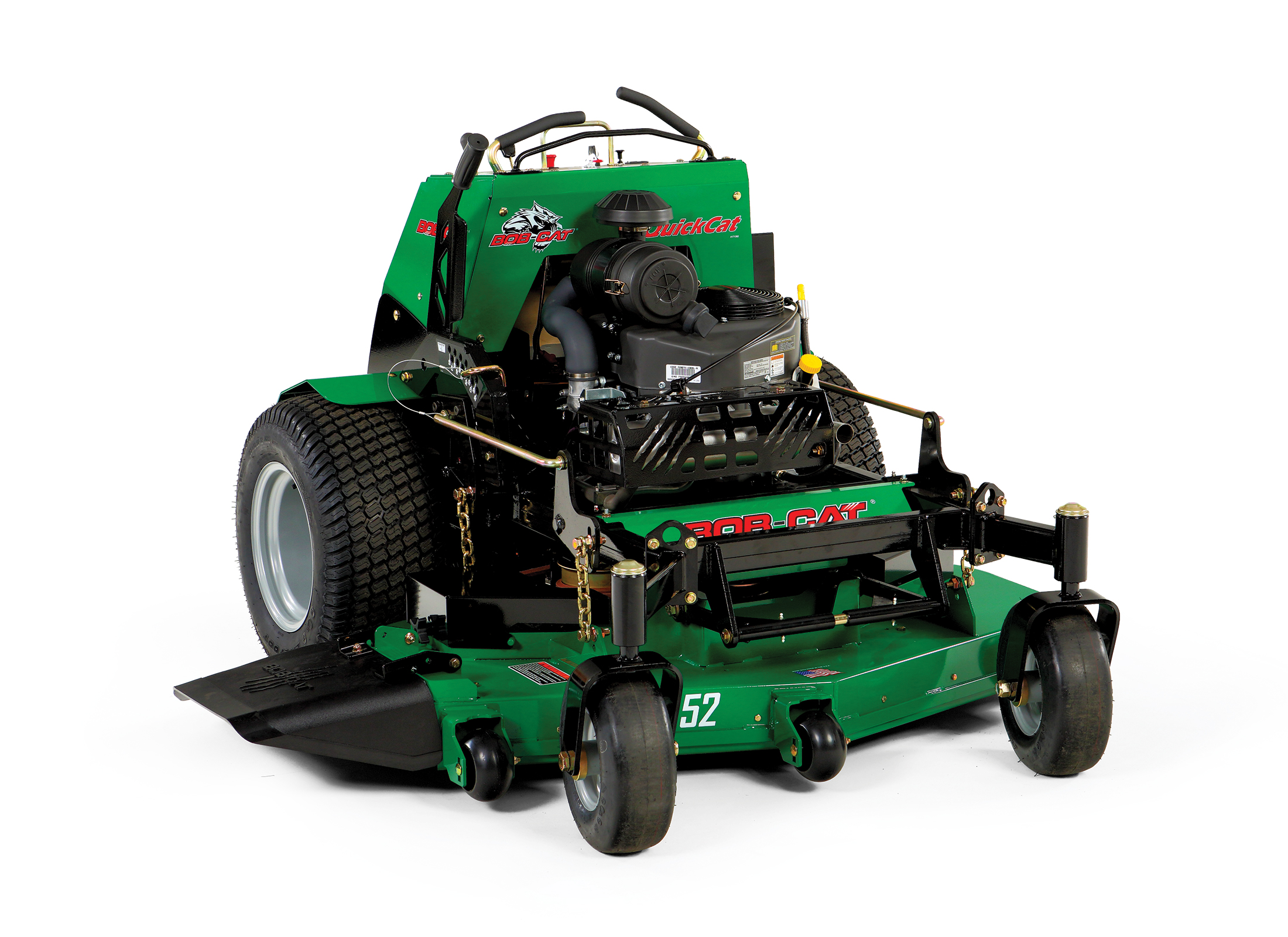 QuickCat ZTR Bobcat Mower