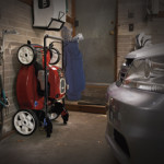 Mow & stow garaged, Smartstow