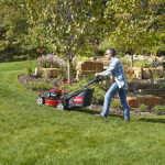 20353 All Wheel Drive Recycler Mower
