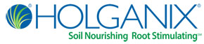 Holganix Granular root stimulator organic Sharpe's lawn equipment