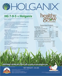 Holganix 7-9-5 Healthy Grow