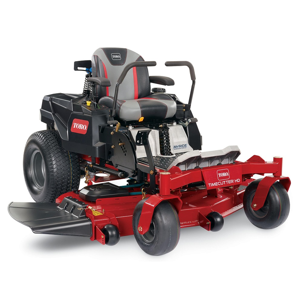 Toro Timecutter Hd Series Zero Turn Lawn Mowers Sharpe S