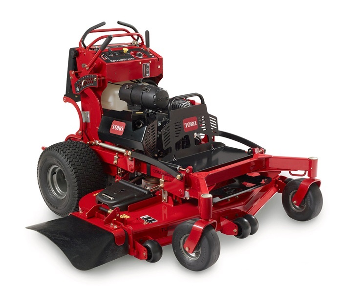 Efi 60 Quot Grandstand Mower Electronic Fuel Injected