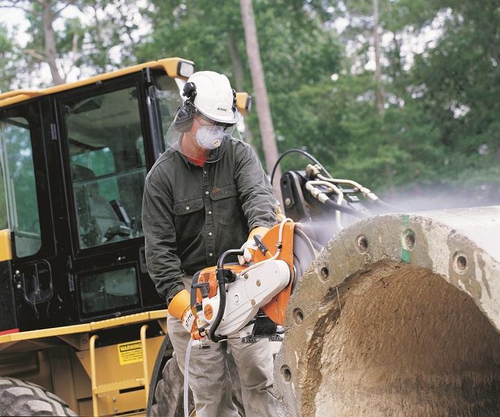 Stihl Ts800 Cutquik Cut Off Machine Sharpe S Lawn